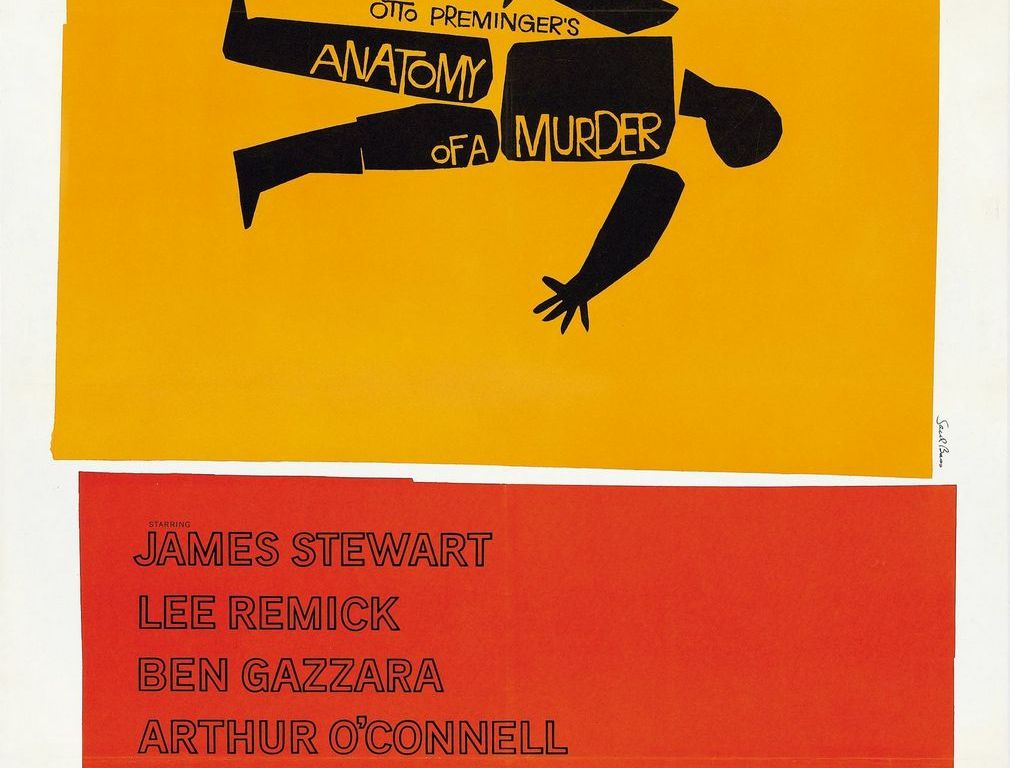 Posters: Anatomy of a Murder (1959) – Screen Sequel